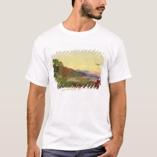 Whitlingham, Norfolk, 1860 (oil on canvas) T-Shirt
