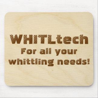 WHITLtech Mousepad