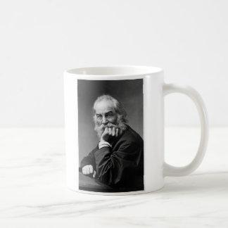 Whitman age 50 basic white mug