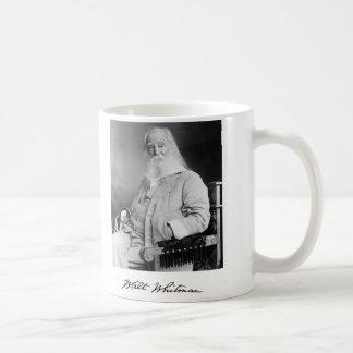 Whitman age 71 basic white mug