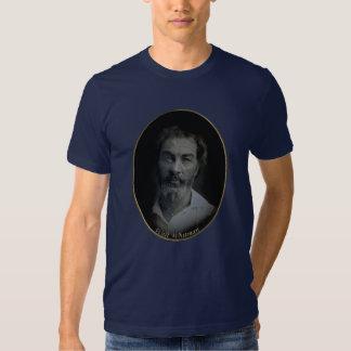 Whitman color portrait tshirt