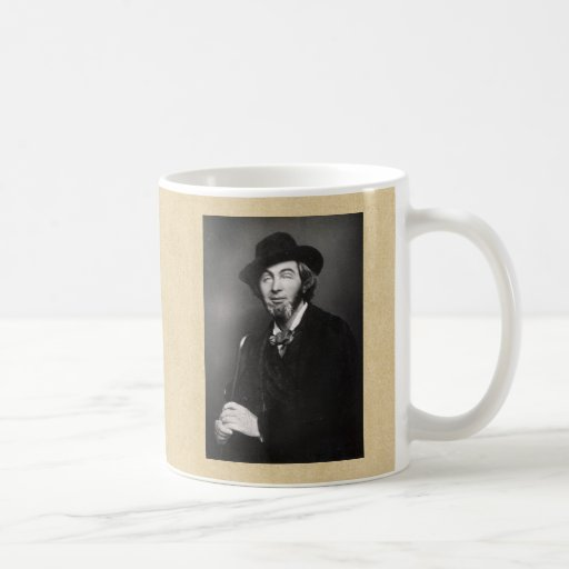 Whitman in New York 1848 Coffee Mug