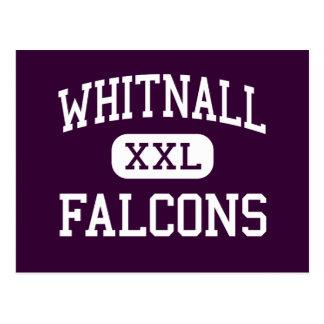 Whitnall - Falcons - High - Milwaukee Wisconsin Postcard