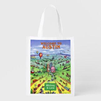 Whitney & Lane Reusable Grocery Bag