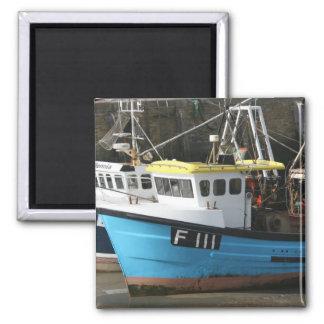 Whitstable harbour, Kent, UK Magnet