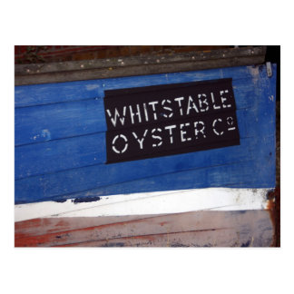 Whitstable, Kent, UK Postcard
