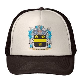 Whittam Coat of Arms - Family Crest Trucker Hat