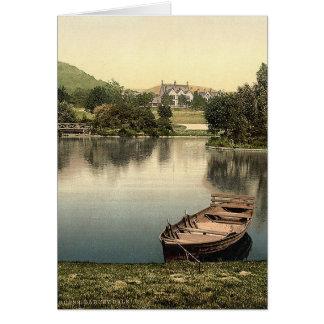 Whitworth Gardens, Darley Dale, Derbyshire Card