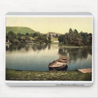 Whitworth Gardens, Darley Dale, Derbyshire, Englan Mousepad