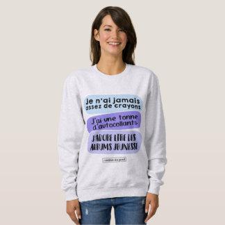 Who am I? Sweatshirt