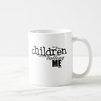 Who are these Children Coffee Mug