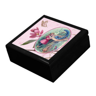 Who are You? 2 Large Square Gift Box