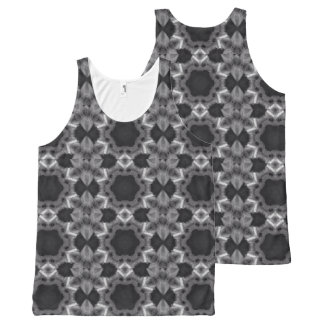 Who can spot the Basset? All-Over Print Tank Top