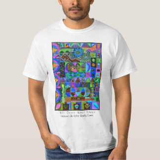 Who Cares What Shape T-Shirt