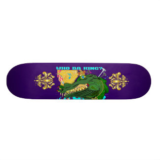 Who Da King? Louisiana Skateboards