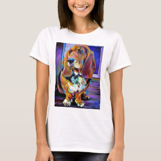 Who dat Hound dog? T-Shirt