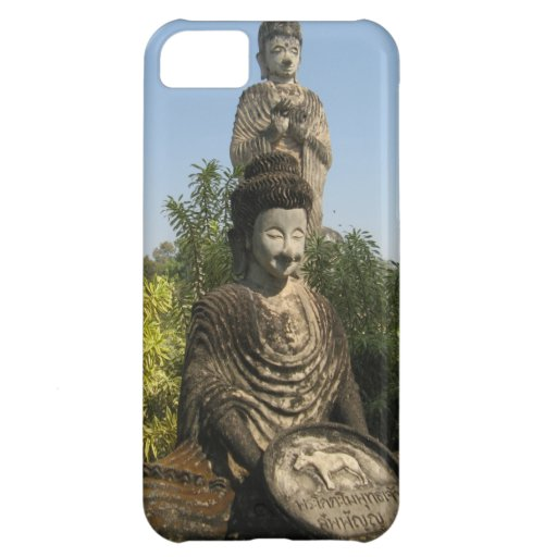 Who Do You Worship? Nong Khai, Isaan, Thailand iPhone 5C Covers