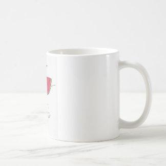 Who doesn't love WATERMELON? Basic White Mug