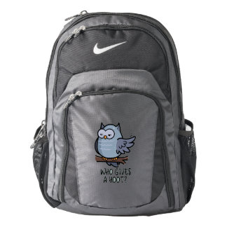 Who Gives a Hoot? Backpack