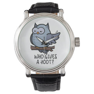 Who Gives a Hoot? Watch