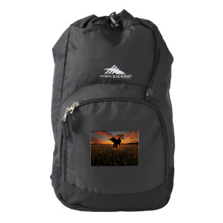 Who Goes There Backpack