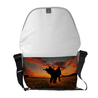 Who Goes There Messenger Bags