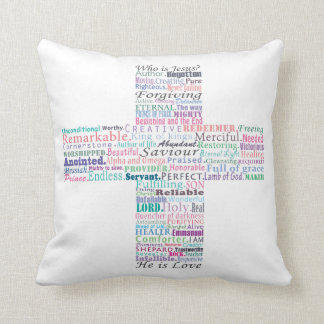 Who is Jesus Cushion