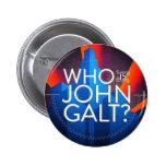 Who Is John Galt? Buttons