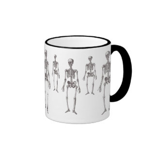 Who Let the Skeletons Out of the Closet? Mug