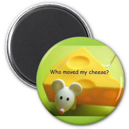 Who moved my cheese essay