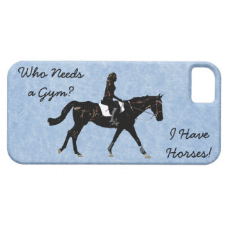 Who Needs a Gym? Fun Horse Case For The iPhone 5