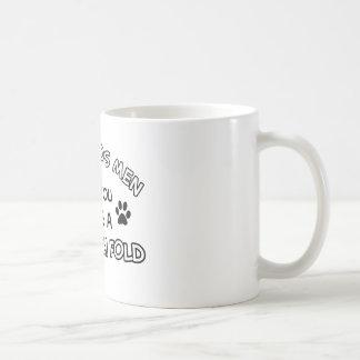 Who Needs Man When You Have A Scottish Fold Mug