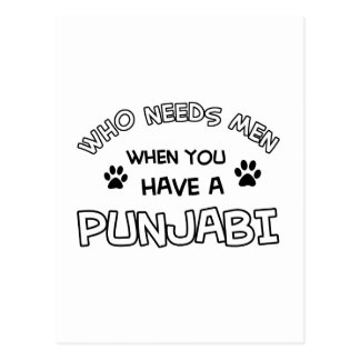 Who needs men when I have my Punjabi Postcard