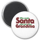 Who needs santa when you have grandma