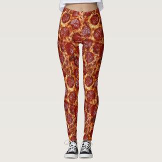Who Ordered Pizza Leggings