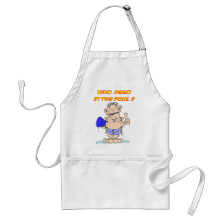 Who PEED in the Pool ? Aprons
