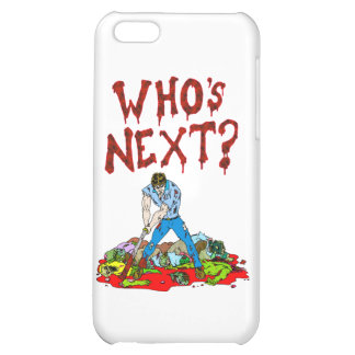 Who s Next Zombies iPhone 5C Case