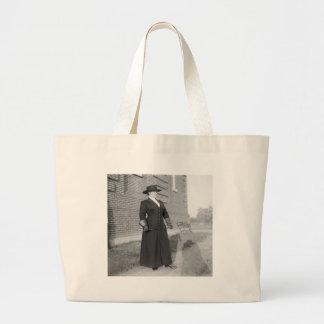 Who Said I Can t Vote 1913 Tote Bag
