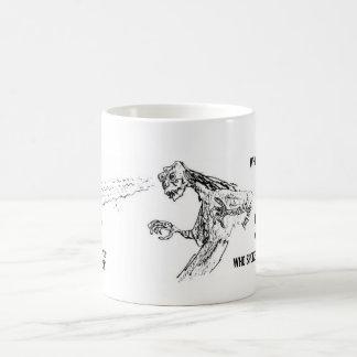 'Who Spoke?' Mug