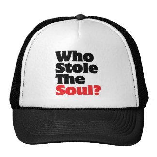 Who Stole The Soul? Cap