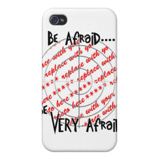Who would you like in your sight? iPhone 4 case