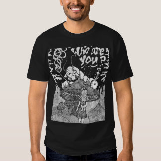 whoareyou shirts