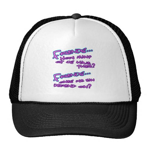 Whodini Old school Rap Hip Hop Rave Electro Trucker Hat