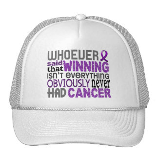 Whoever Said Leiomyosarcoma Hat