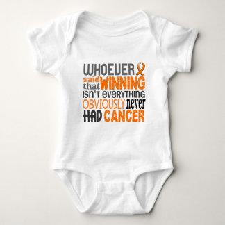 Whoever Said Leukemia Tee Shirts