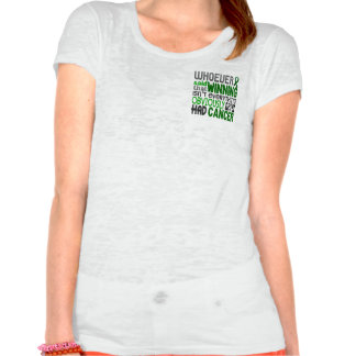 Whoever Said Liver Cancer T Shirt
