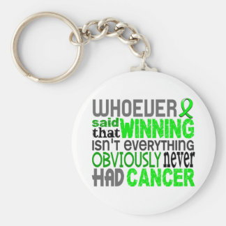 Whoever Said Non-Hodgkin's Lymphoma Key Chain