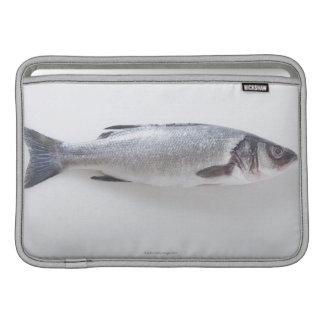 Whole branzini fish sleeve for MacBook air