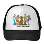 Whole Gang 12 Mystery Inc Hat