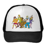Whole Gang 13 Mystery Inc Cap